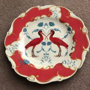 Anthropologie plate !